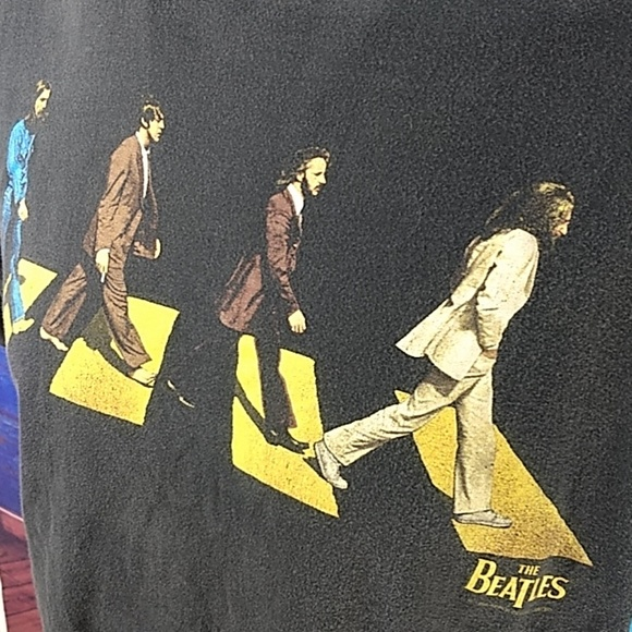 Apple Corps Other - 🍏BEATLES Abbey Road Apple corps 1996 tee